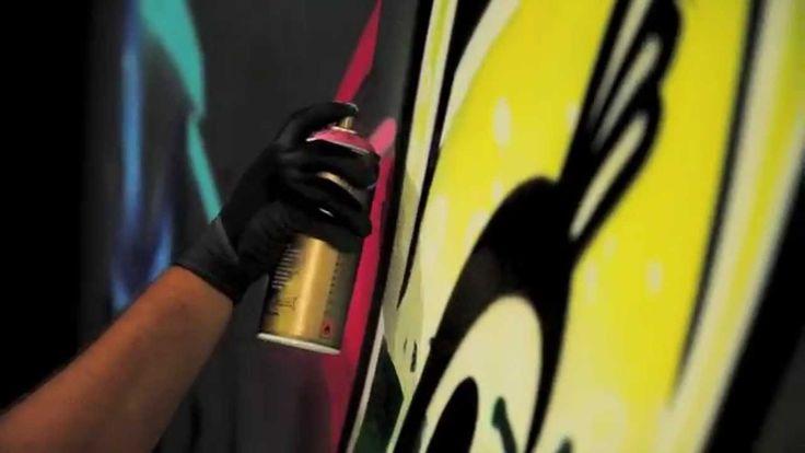 #Funk #TabOne #duvarlarindili #languageofthewall #timelapse #graffiti #streetart