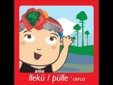 cultura mapuche para niños