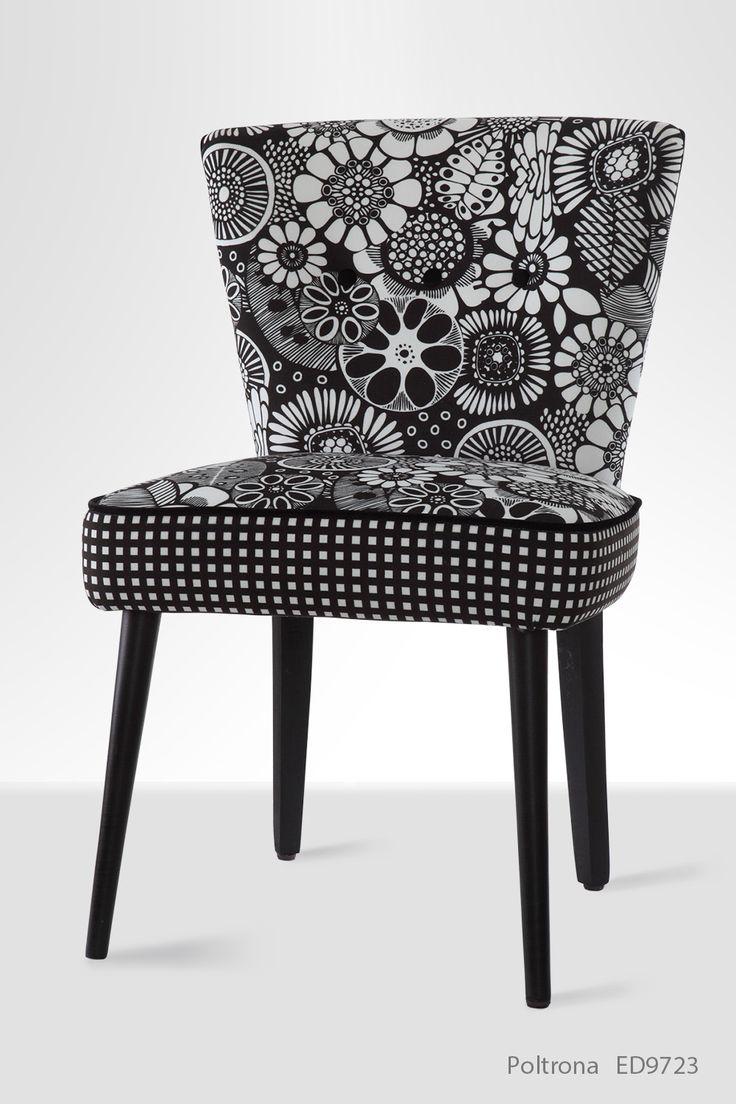 Poltrona black and white: #Kumi http://ow.ly/SBLOZ