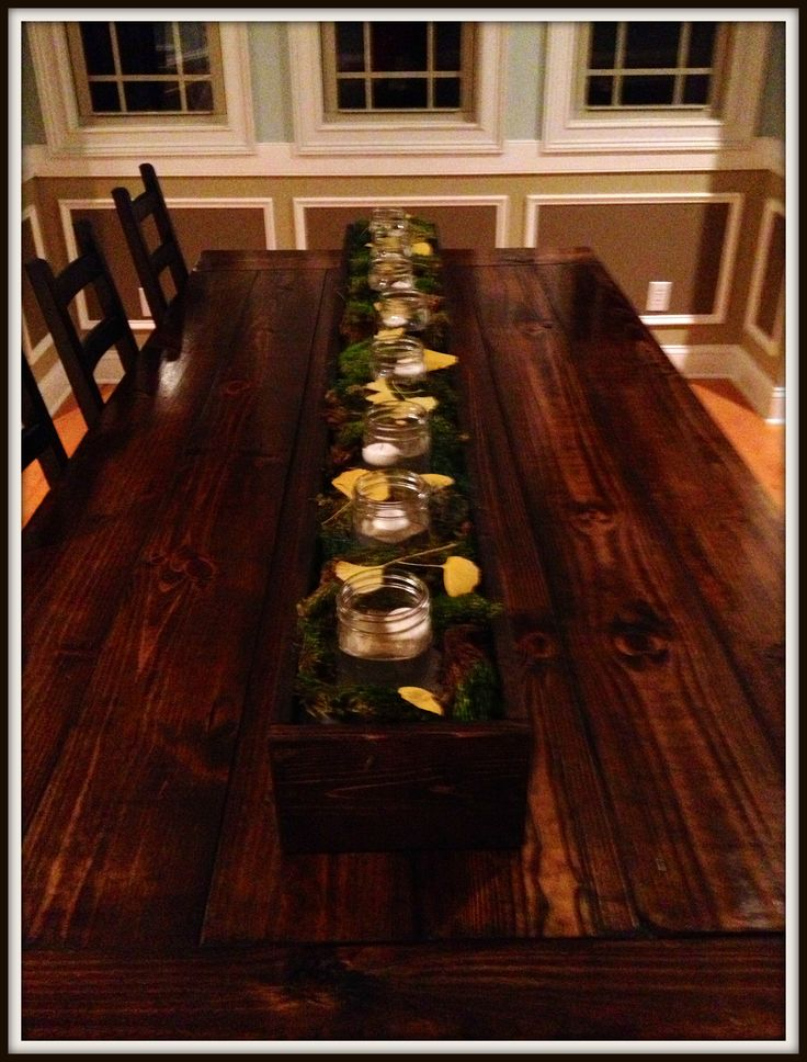 17 best images about dining table centerpiece on pinterest for Flowers for dining room table