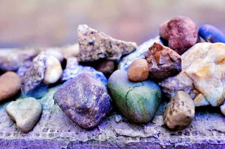 Stones, magic, magical, whimsical, colorful, kamienie