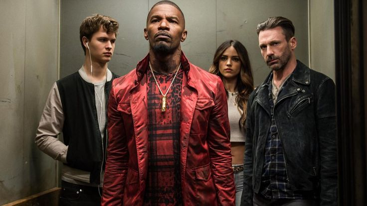 For all intents and purposes, writer/director Edgar Wright's  BABY DRIVER  is having a moment. Here it is, at the height of summer and, ...