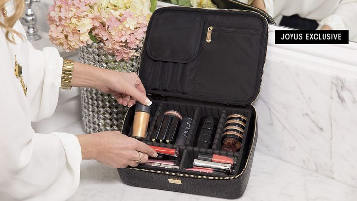 So you have a makeup bag or box or caboodle, but have you ever felt like it was the perfect cosmetics container? One that was <i>made</i> for you? Of course not. When it comes to storage, most of us can't afford a custom-built carrier, but this case makes it possible to have a fully-customizable alternative to pre-fab organizers. Watch lifestyle expert Marcy McKenna show you why this may be the best makeup organizer you ever own.