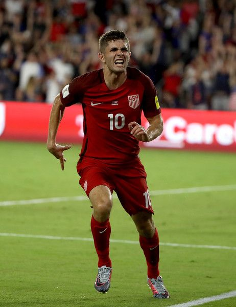 Christian Pulisic Photos Photos Panama V United States Fifa 2018 World Cup Qualifier Christian Pulisic Usmnt Soccer Fifa