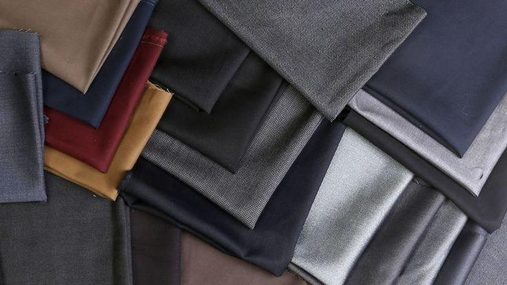 winter men fabric collectio