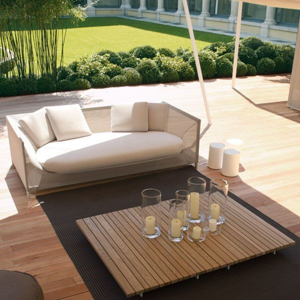 Tavolino Sunset - design Francesco Rota - Paola Lenti
