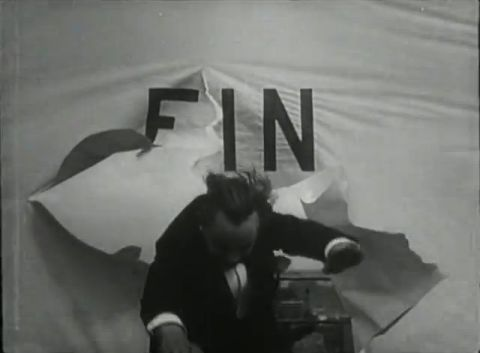 René Clair and Francis Picabia, Entr'acte, 1924.