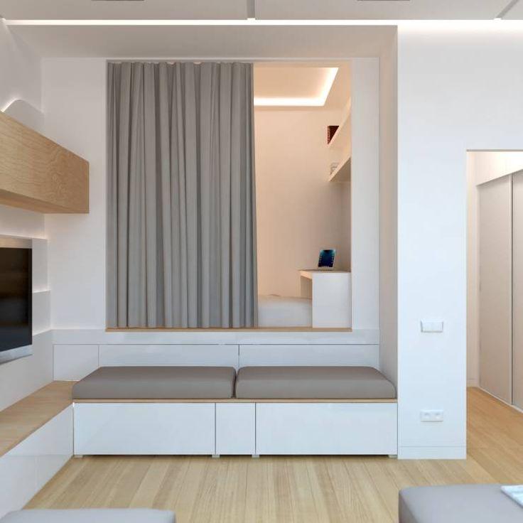Brama Architectsが手掛けたtranslation missing: jp.style.寝室.minimalist寝室