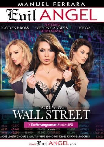 """A #FyreTV #TOPRATED movie!! """"Screwing Wall Street!"""" by Evil Angel: Manuel Ferrara!"""