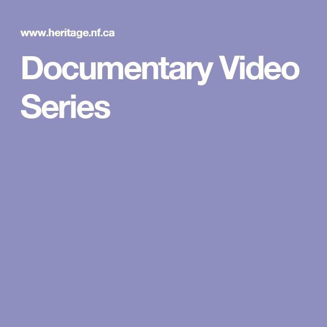 Documentary Video Series