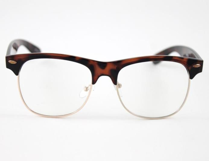 """Rock your inner hipster with these adorable 1950's inspired """"nerd glasses"""". $18"""