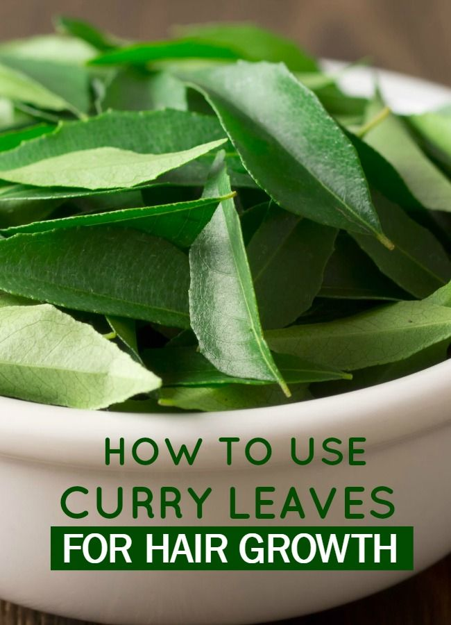 How To Use Curry Leaves For Hair Growth Longer Better