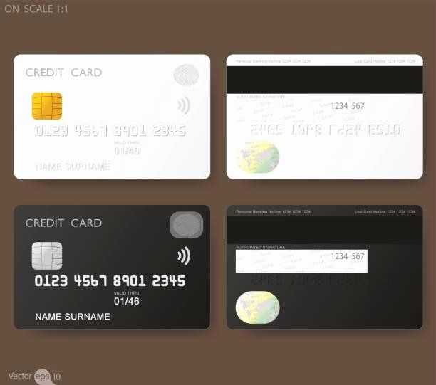 Blank Credit Card Template Luxury Royalty Free Blank Credit Card Clip Art Vector Card Templates Printable Credit Card App Card Template