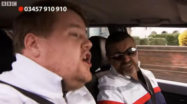 "James Corden introduced Carpool Karaoke to the world way back in 2011 with George Michael. ""My original idea was to pick George Michael up from prison in a car,"" Corden said. ""And then we realized, 'Maybe we'll lose the prison, but what if there's still some fun for me and George to be in the car and we'll sing some Wham! songs?'"" 