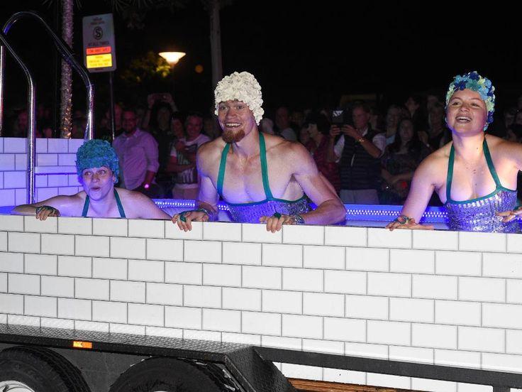 Fringe parade, 2016. Photo: Roger Wyman.
