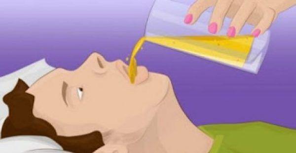 Ροχαλητό ΤΕΛΟΣ – Φτιάξετε μόνοι σας ΑΥΤΗ την πανεύκολη σπιτική συνταγή και κοιμηθείτε σαν πουλάκι…