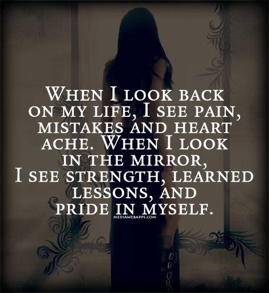Strength...