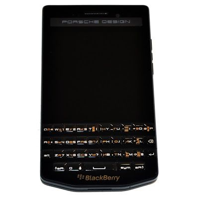 emagge-emagge: BlackBerry Porsche Design P'9983 RHB121LW 64GB wit...