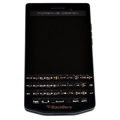 emagge-emagge: BlackBerry Porsche Design P'9983 RHB121LW 64GB wit...