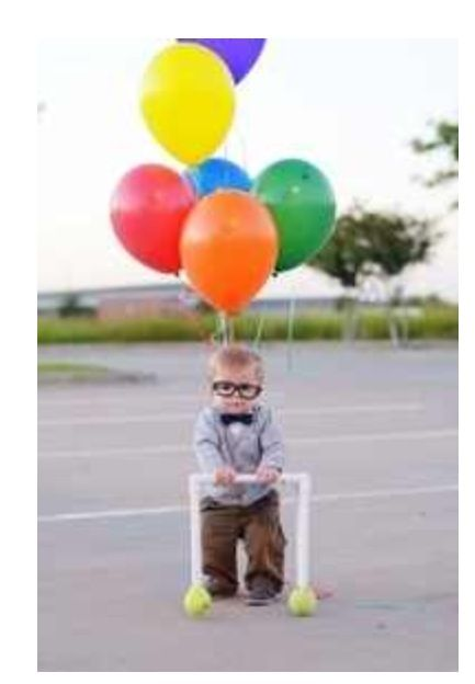This may be the best toddler costume ever!