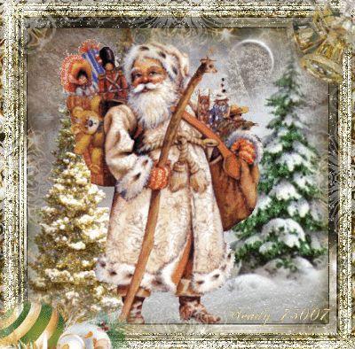 Vintage+Santa+Claus