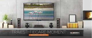 Recomandari  electronice si electrocasnice: Televizor  Horizon Smart TV LED