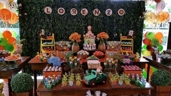 1000 imagens sobre Festa Menino e Menina no Pinterest  Mesas, Festa