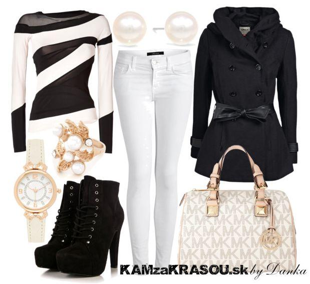 Nehynúca čierno-biela - KAMzaKRÁSOU.sk #kamzakrasou #sexi #love #jeans #clothes #coat #shoes #fashion #style #outfit #heels #bags #treasure #blouses #dress