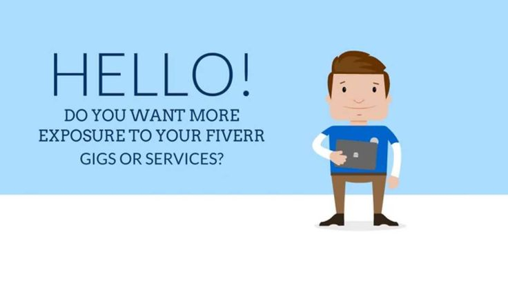 Feature and Share your Fiverr Gig Or Services