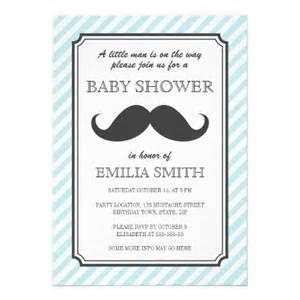 chá de bebe mustache - Bing images