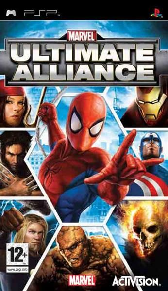 Костюмы героев в marvel ultimate alliance на psp