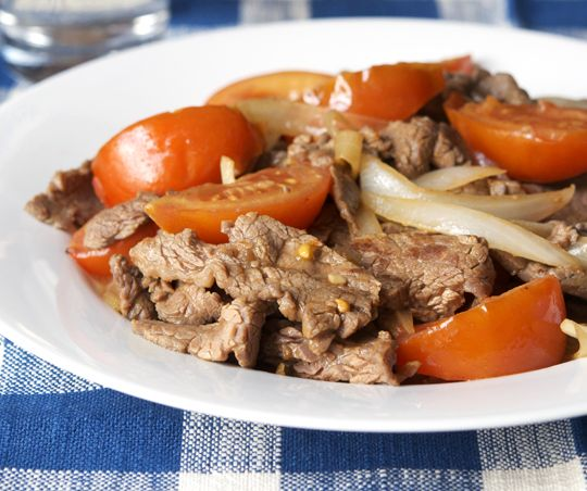 Great chinese food site and delicious beef recipe. Might replace my need for Joy Yee take out!