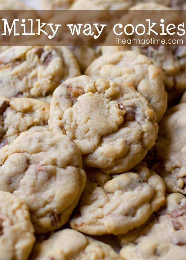 Enjoy These Homemade Cookies That Will Blow Your Mind - Milky Way Cookies