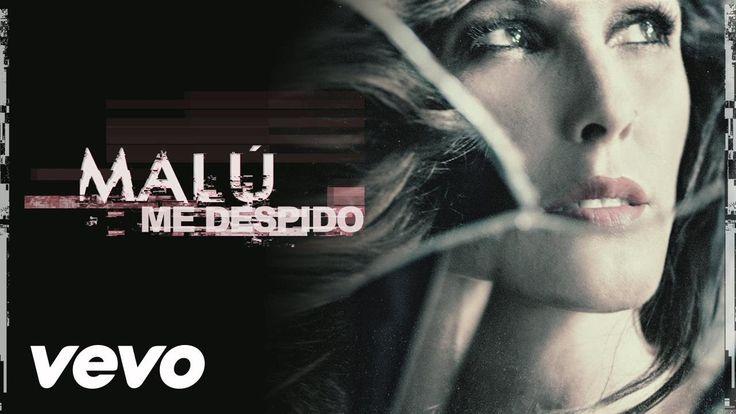 Malú - Me Despido (Audio)