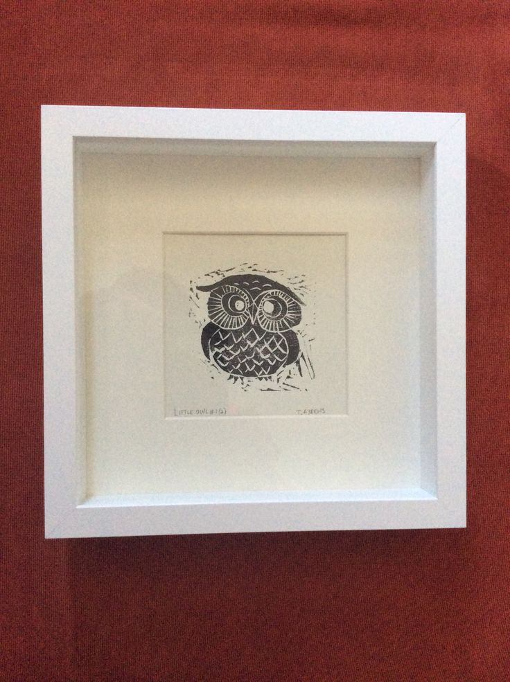 Another Little Owl #1 - different frame