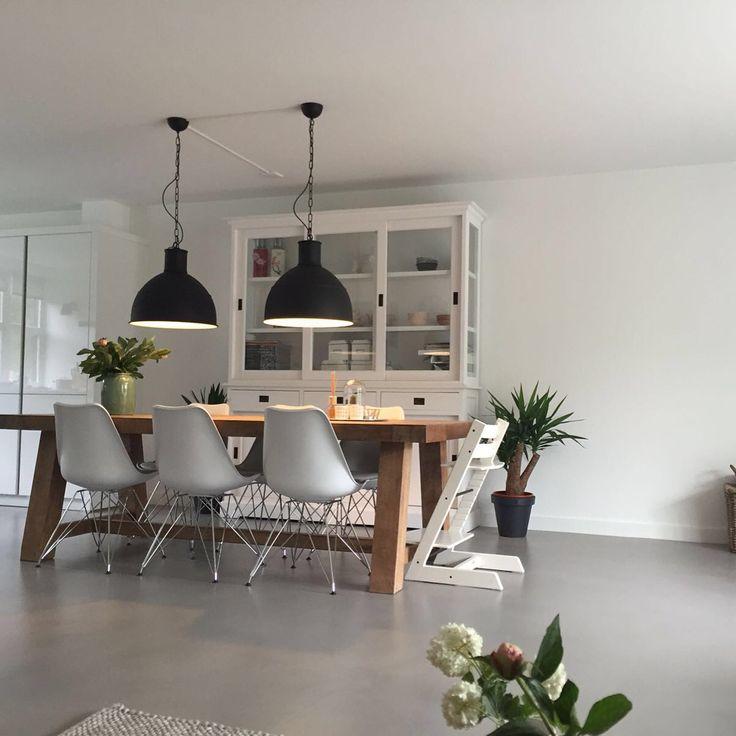Een Pandomo Floor In Kleur Cemento Aangebracht Door Vloer U0026 Zo. Project In  Schagen.