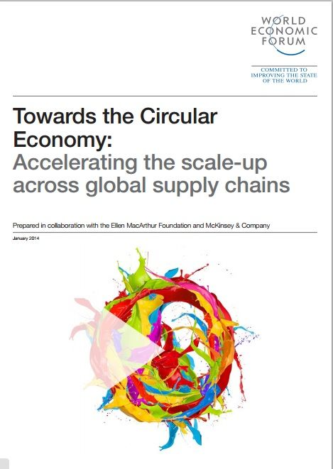 This report - Towards the Circular Economy: Accelerating the Scale-up across global supply chains - highlights the need for more circular flows of major global raw materials.  #wef #wefreport #supplychain