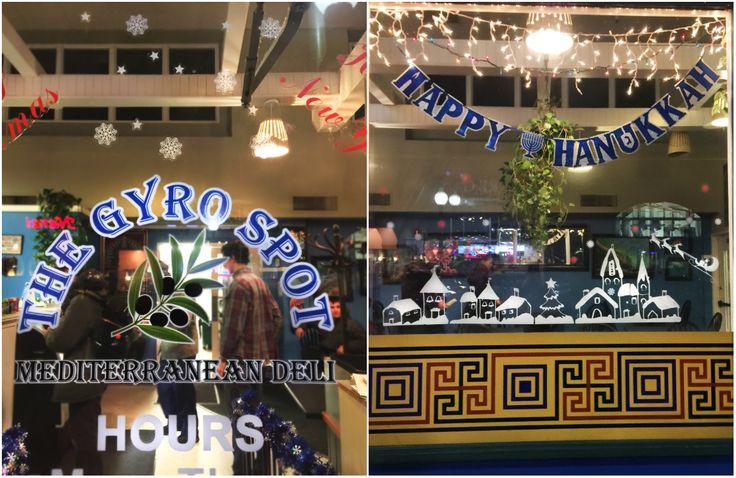 The Gyro Spot 317 4th Ave E PC: Downtown Ambassadors