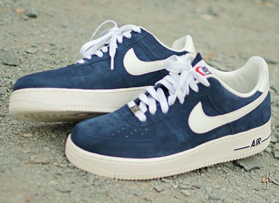nike air force 1 blazer ink blue buyue