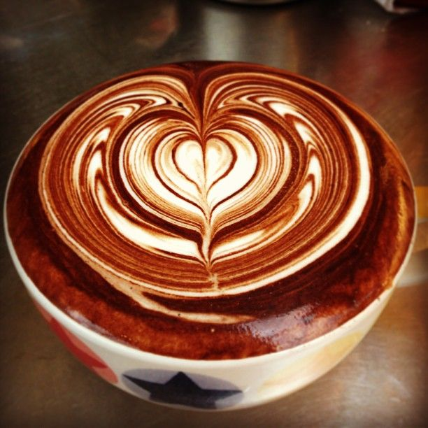 Latte Art Heart                                                                                                                                                      More