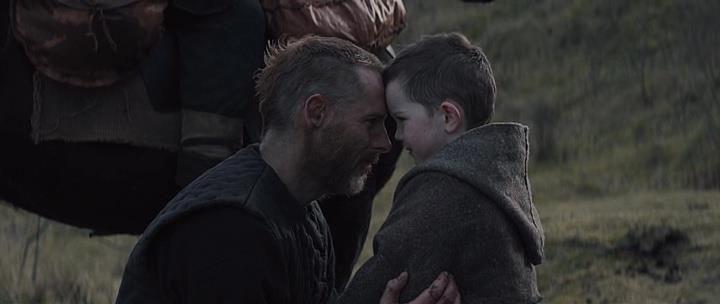Macduff played by Sean Harris Pic by Sean Harris Daily site