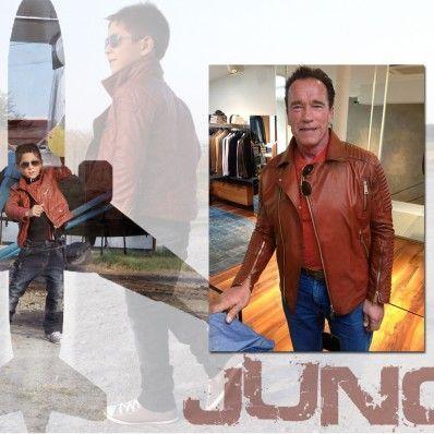 Всяко момченце се нуждае от това уникално кожено яке. То придава елегантност и звезден стил. Съчетайте с дънки и риза и направете вашето малко момче истинска звезда.