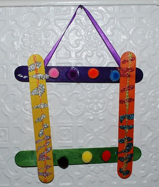 127 best craft stick crafts images on pinterest craft for Popsicle sticks arts and crafts ideas