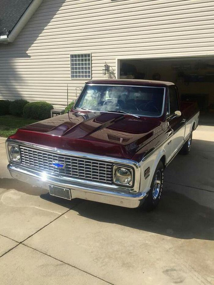 72 Best Images About Stuff I Like On Pinterest: 447 Best Images About 1971-72 Chevy Trucks On Pinterest