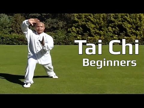Tai chi chuan for beginners - Taiji Yang Style form Lesson 4 - YouTube