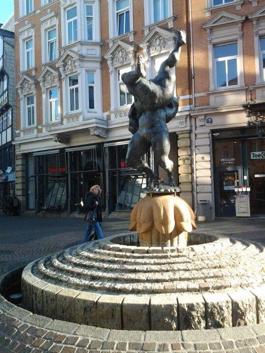 Braunschweig in Niedersachsen