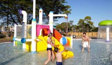 Club Med Sandpiper Bay in Port St. Lucie, Florida -- it's ALL INCLUSIVE! Great resort for active families with kids of all ages.
