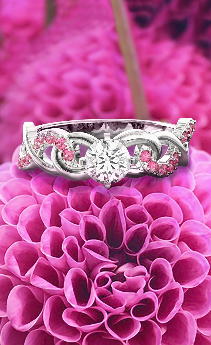 163 best Bling images on Pinterest | Rings, Engagement rings and Jewel
