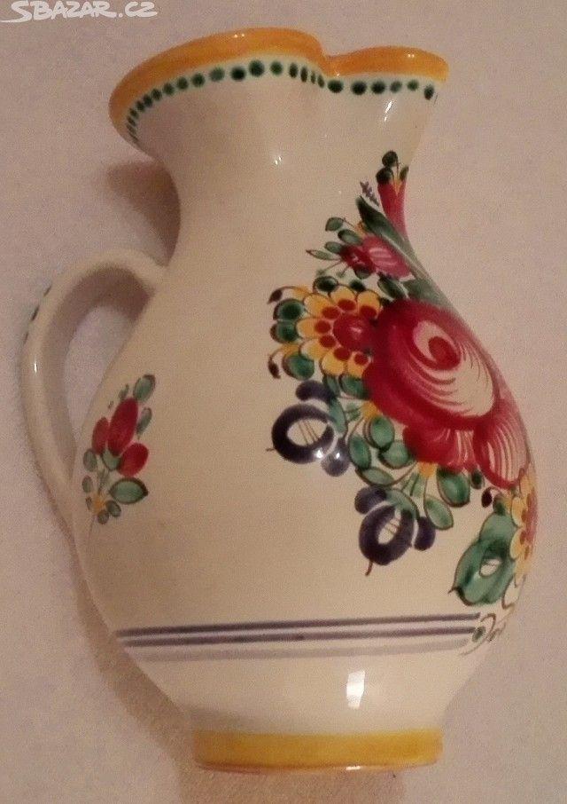 Tupeská keramika Tichý