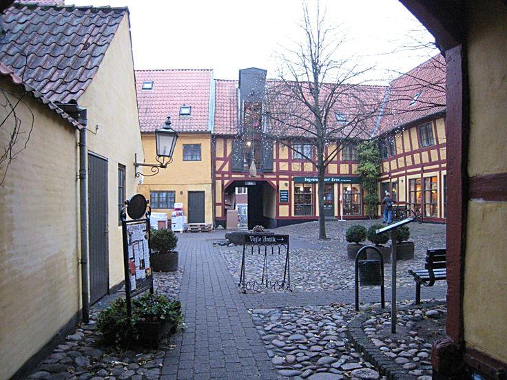 Den Smidske Gaard, a little hidden cosy place
